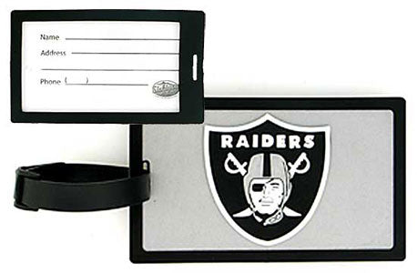 Oakland Raiders Luggage Tag