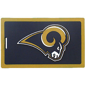 NFL Luggage Tag - St. Louis Rams