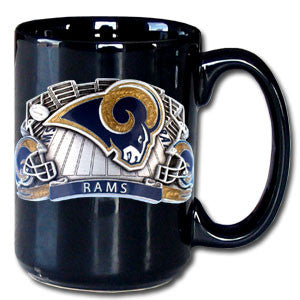 NFL Coffee Mug - St. Louis Rams