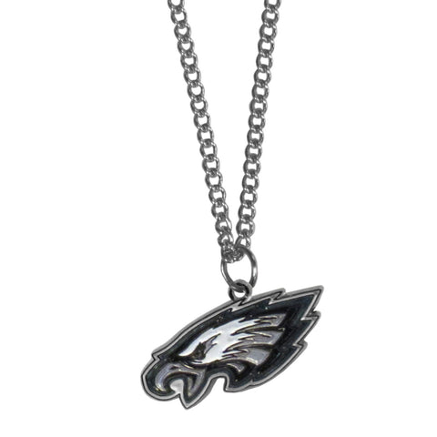 Philadelphia Eagles Chain Necklace with Small Charm