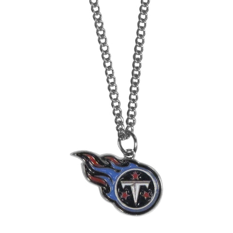 Tennessee Titans Chain Necklace with Small Charm