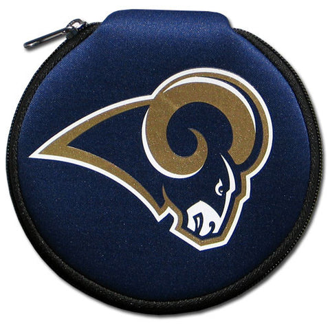 NFL CD Case - St. Louis Rams