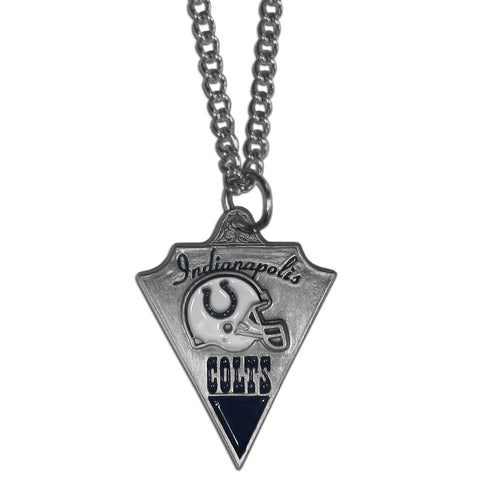 Indianapolis Colts Classic Chain Necklace