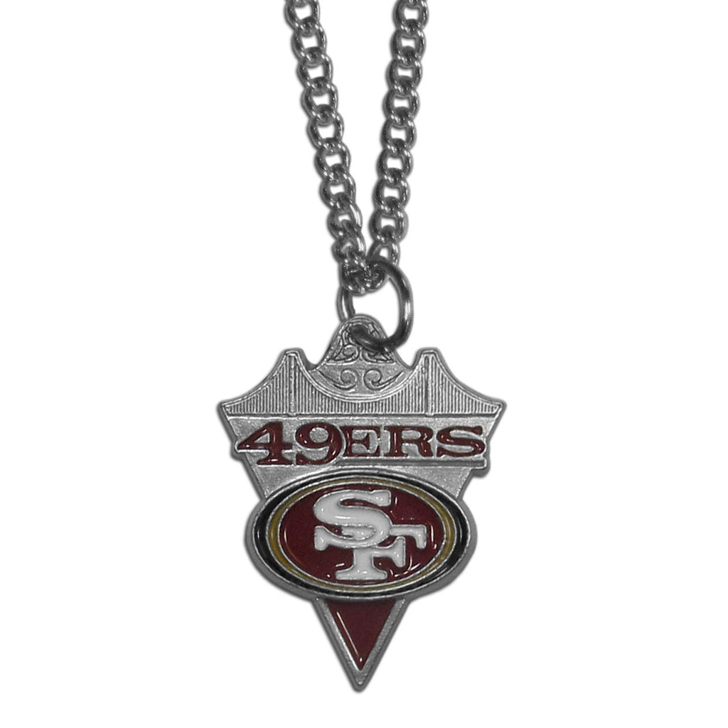 San Francisco 49ers Classic Chain Necklace