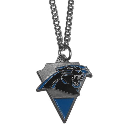 Carolina Panthers Classic Chain Necklace