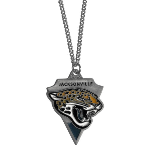 Jacksonville Jaguars Classic Chain Necklace