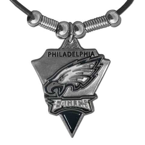 Philadelphia Eagles Classic Cord Necklace