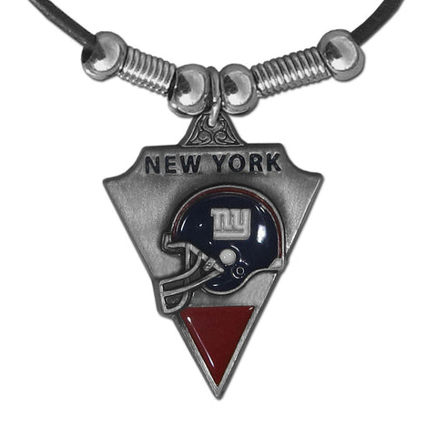 New York Giants Classic Cord Necklace
