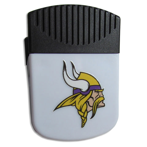 Minnesota Vikings Chip Clip Magnet