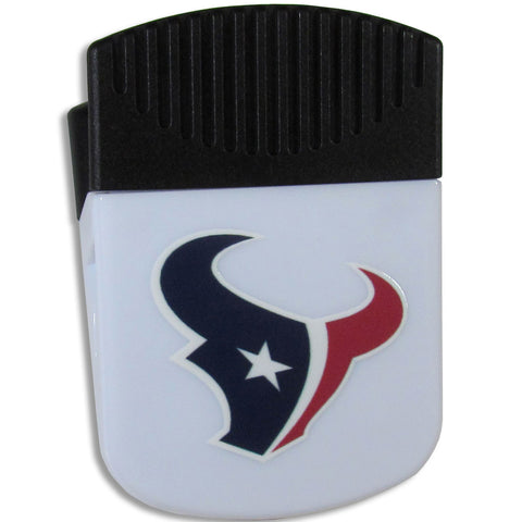 Houston Texans Chip Clip Magnet