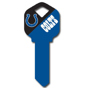 Kwikset NFL Key - Indianapolis Colts