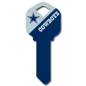 Kwikset NFL Key - Dallas Cowboys