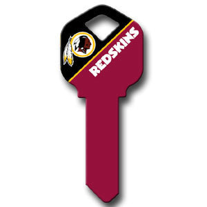Kwikset NFL Key - Washington Redskins