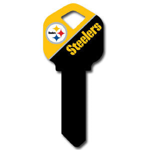 Kwikset NFL Key - Pittsburgh Steelers