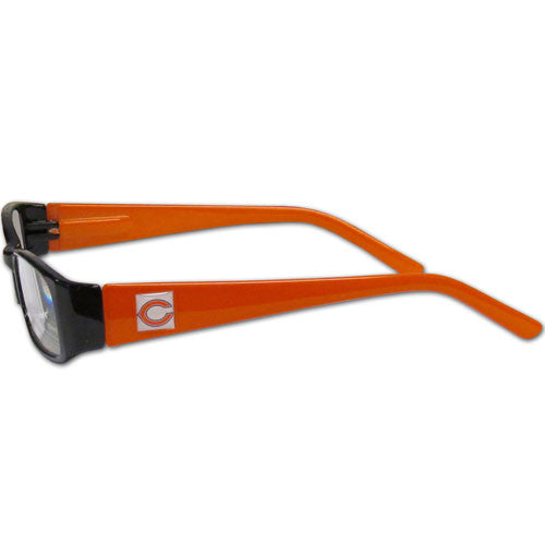 Chicago Bears Reading Glasses +2.50