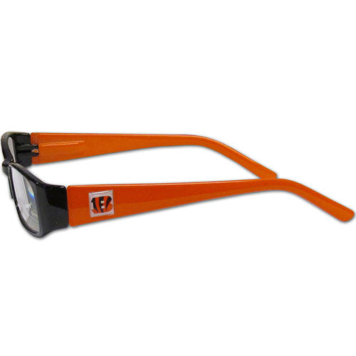 Cincinnati Bengals Reading Glasses +1.75
