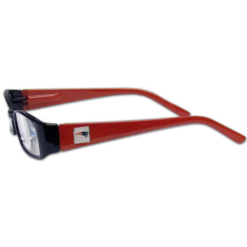 New England Patriots Reading Glasses +2.50