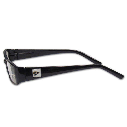 St. Louis Rams Reading Glasses +2.00