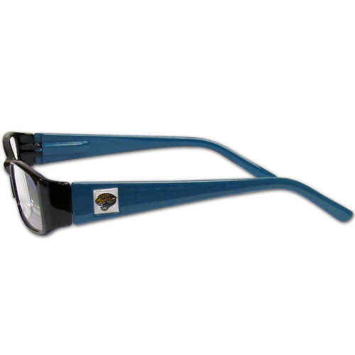 Jacksonville Jaguars Reading Glasses +1.50
