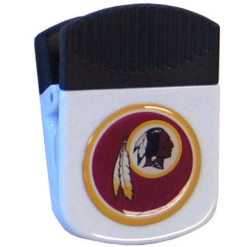 Washington Redskins Clip Magnet