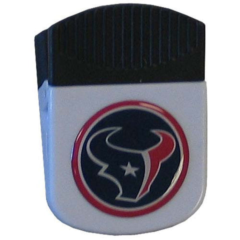 Houston Texans Clip Magnet