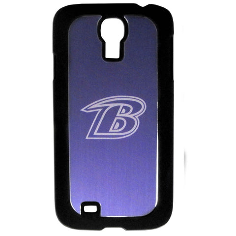 Baltimore Ravens Etched Samsung Galaxy S4 Case