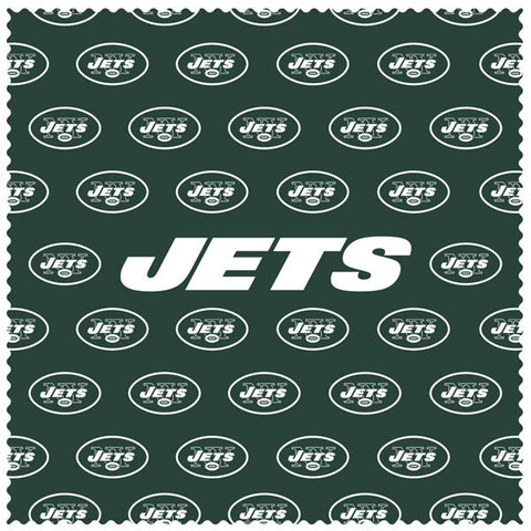 New York Jets Microfiber Cleaning Cloth
