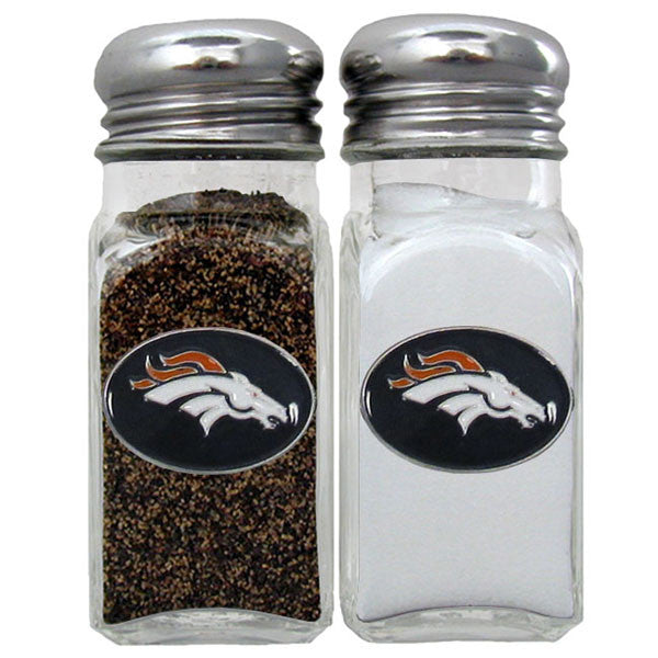 Denver Broncos Salt & Pepper Shaker