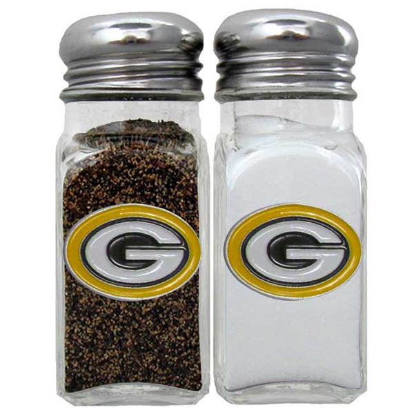Green Bay Packers Salt & Pepper Shaker