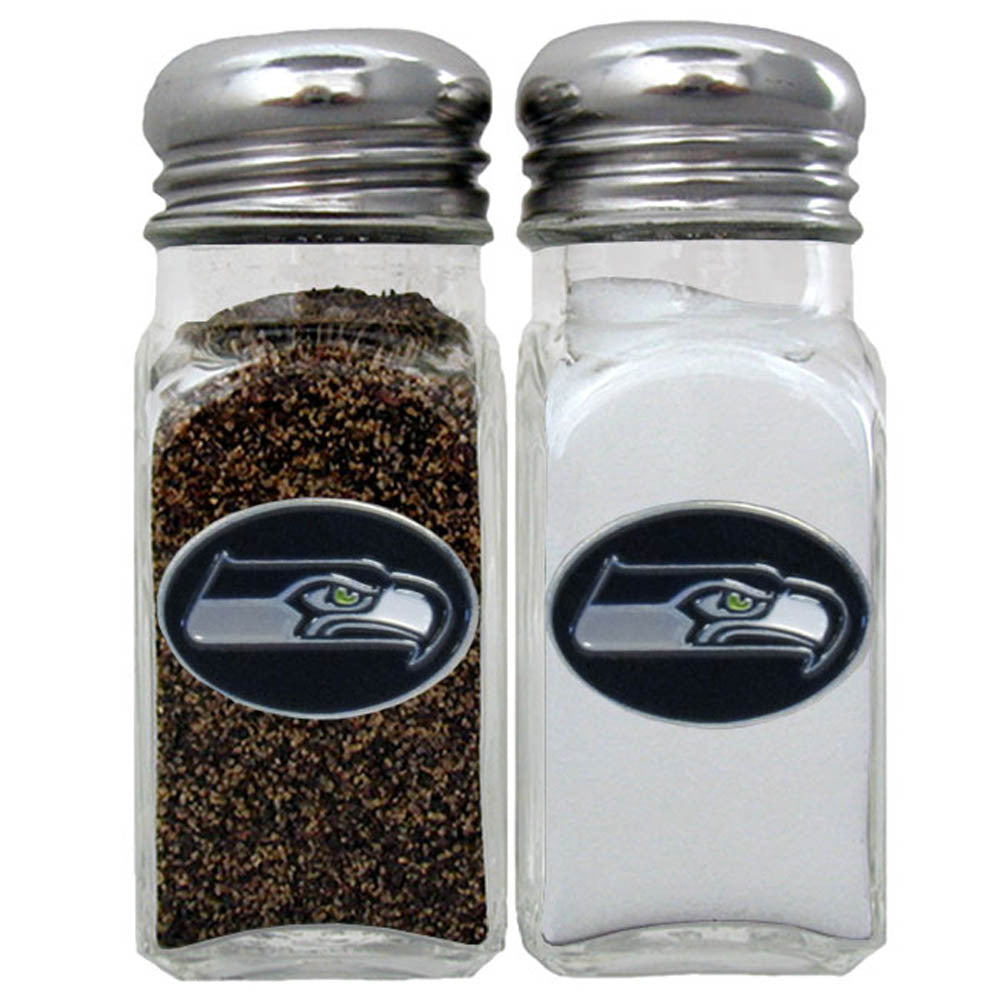 Seattle Seahawks Salt & Pepper Shaker