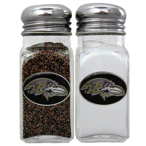 Baltimore Ravens Salt & Pepper Shaker