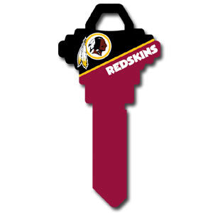 Schlage NFL Key - Washington Redskins