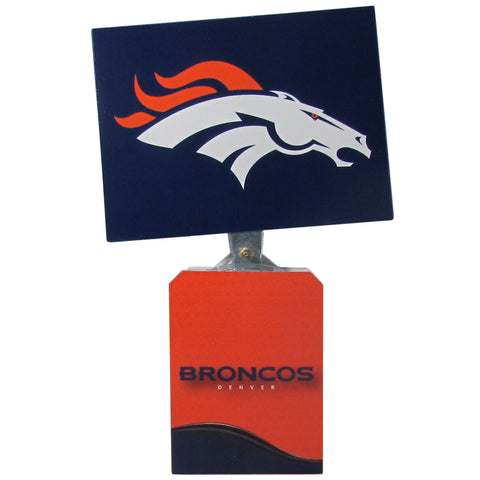 Denver Broncos Solar Flags