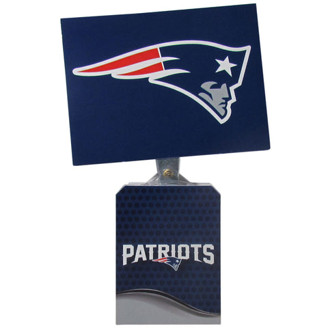 New England Patriots Solar Flags