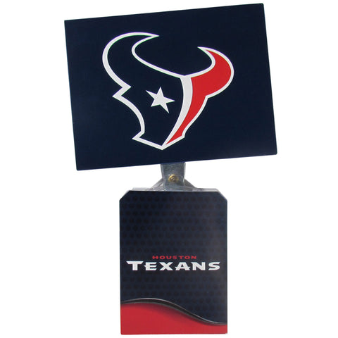 Houston Texans Solar Flags