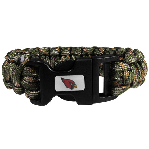 Arizona Cardinals Camo Survivor Bracelet - FSUB035GC