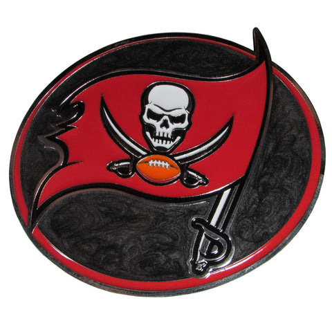 Tampa Bay Buccaneers Hitch Cover Class III Wire Plugs