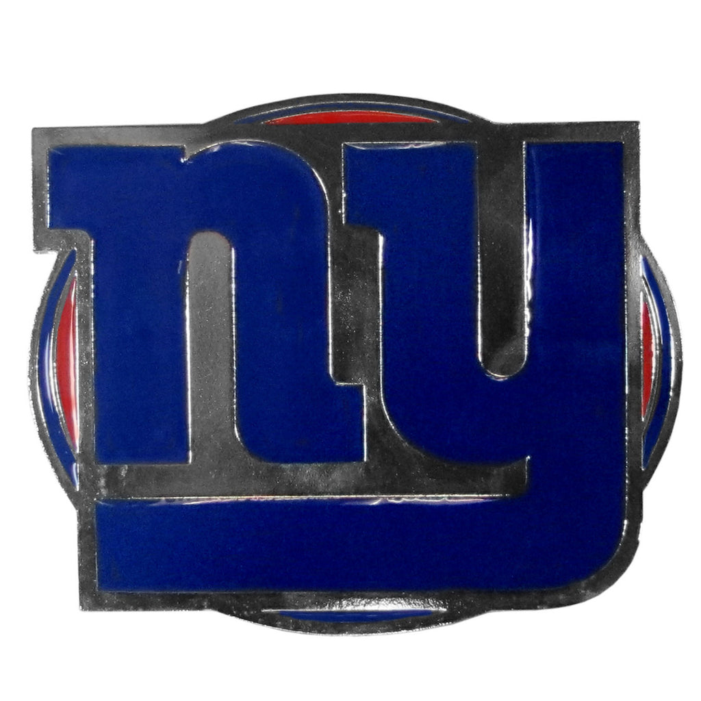 New York Giants Hitch Cover Class III Wire Plugs