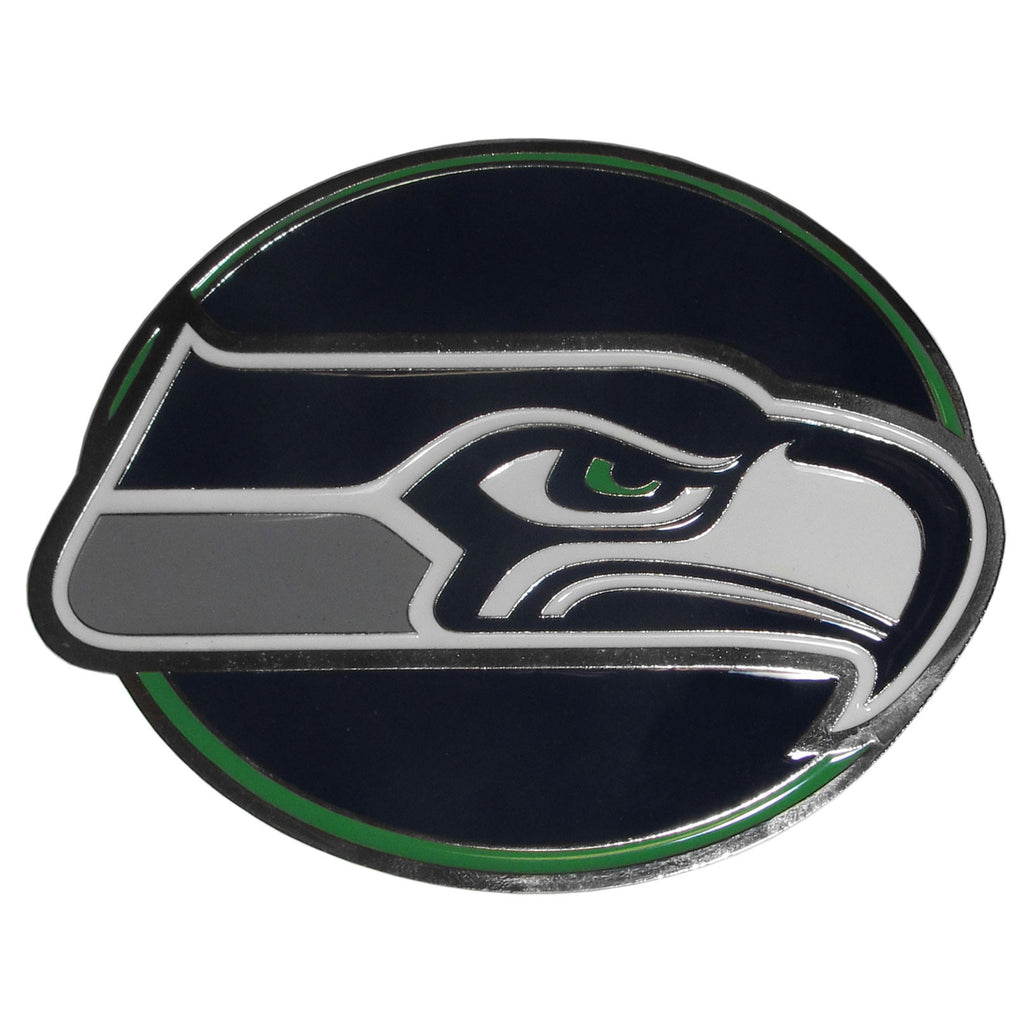 Seattle Seahawks Hitch Cover Class III Wire Plugs