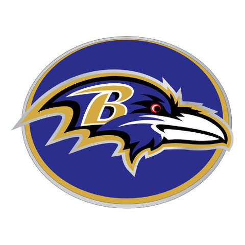 Baltimore Ravens Hitch Cover Class III Wire Plugs