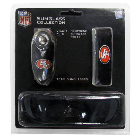 NFL Sunglass Set - San Francisco 49ers