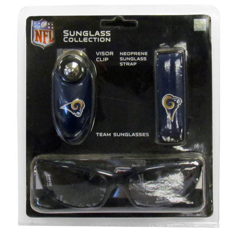 NFL Sunglass Set - St. Louis Rams