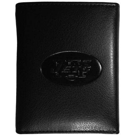 New York Jets Embossed Tri-fold Wallet