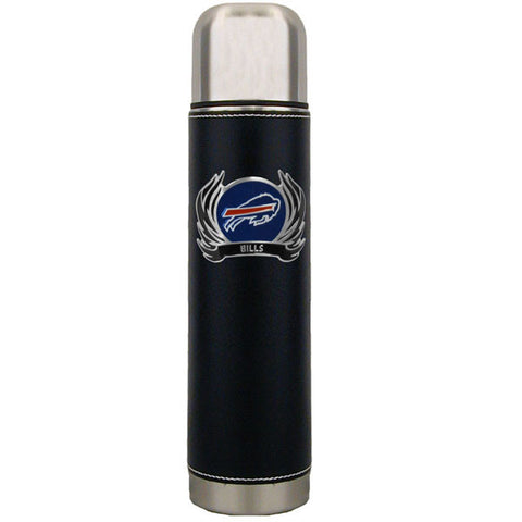 Buffalo Bills Thermos with Flame Emblem