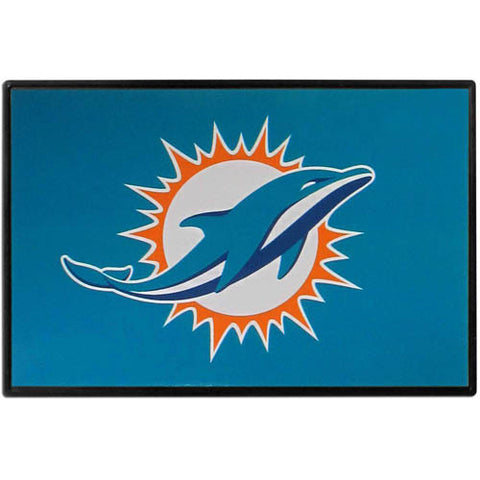 Miami Dolphins Game Day Wiper Flag