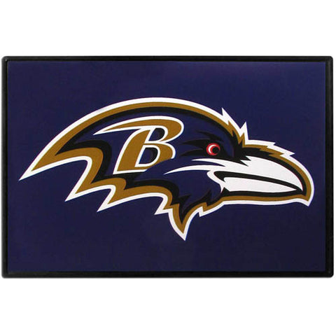 Baltimore Ravens Game Day Wiper Flag