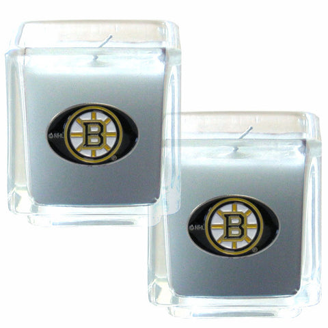 Boston Bruins® Scented Candle Set