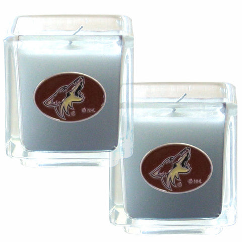 Arizona Coyotes® Scented Candle Set