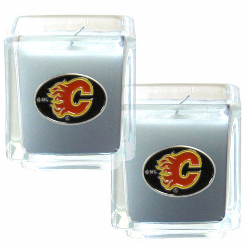 Calgary Flames® Scented Candle Set