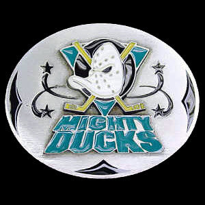 Anaheim Ducks® Team Belt Buckle